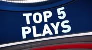 Топ 5 изпълнения от снощи в НБА (видео)