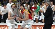 Най-интересните моменти веднага след финала в Евролигата (видео)