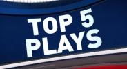 Топ 5 изпълнения от вчерашния мач в НБА (видео)