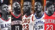 ЛеБрон задмина Коби и Малоун с място в Идеалната петица в НБА