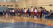 Фотогалерия от втората контрола България - Гърция при жените U20