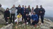 Младежите покориха връх Зъбчето (галерия)