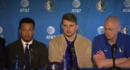 Далас представи официално Лука Дончич (видео)