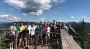 Свежа неделна разходка за юношите U18