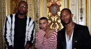 Модни икони от НБА в Париж (галерия)