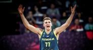 Словения без Лука Дончич в квалификациите