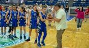 Фотогалерия от финала и награждаването при момичетата U14