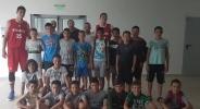 Националите U16 се срещнаха с Балкан U12