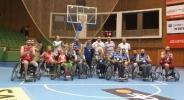 София Балкан е първият носител на Купа България по баскетбол на колички