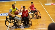 Пълни записи на мачовете за медалите на Купата по баскетбол на колички