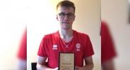 Иван Алипиев получи наградата в памет на Рачо Колев