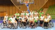 Мачове с Гърция и Кипър очакват националите ни по баскетбол на колички