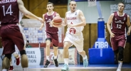 Пълен запис и галерия от четвъртфинала на България U20 срещу Латвия