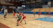 Момичетата U14 завършиха с победа в Словения