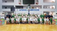 Определиха състава на момчетата U14 за Словения бол
