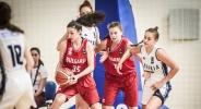 Трета загуба за момичетата U16 на европейското