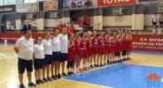 Гледайте на живо момичетата U16 срещу Естония