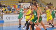 Момичетата U14 с нова категорична победа в София