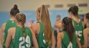 Снимки от мача на момичетата U14 срещу Румъния U14