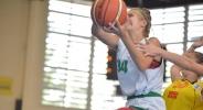 Снимки от мача на момичетата U14 срещу Македония U14