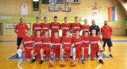 15-годишните баскетболисти с победа в Сърбия