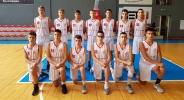 ЦСКА U16 започва европейското си участие утре