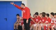 Едно полувреме не стигна на ЦСКА U16 в ЕМБЛ