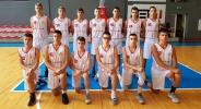 Трета загуба претърпя ЦСКА U16 в ЕМБЛ