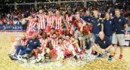 Цървена Звезда спечели Суперкупата в Адриатическата лига