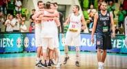 България се изкачи в ранглистата на ФИБА