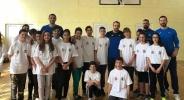 Баскетболисти на Левски Лукойл се върнаха в училище
