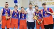 Треньорът на шампионите: Имаме уникални деца, съперничеството с Черно море ни кара да работим