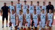 Момчетата U15 с първа победа в Скопие