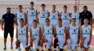 Момчетата U15 разгромиха Румъния за финал на турнира в Скопие