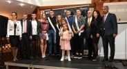 Награждаването на Мис и Мистър BGbasket.com 2019 в снимки и видео