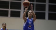 Христина Иванова е в Топ 5 на кръга в Адриатическата лига