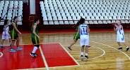 Снимки от турнира за момичета U14 в регион Добруджа