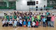 Много усмивки и забавление на детския празник с Александър Везенков в Ботевград