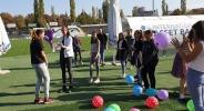 Момичетата на Славия изненадаха Гергана Славчева за празника