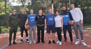 Левски Лукойл се включи в спортен празник