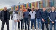 Черно море U16 замина за два мача в Москва