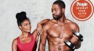 Дуейн Уейд сред Най-секси мъжете на 2019-а
