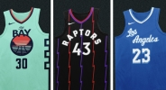 НБА City Edition екипите за новия сезон (видео)