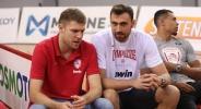 Милутинов вярва най-много на Везенков в Олимпиакос (видео)
