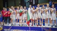 Огромно признание: Баскетболистките U20 получиха Спортен Икар