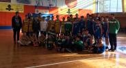 Тигър Ямбол U13 спечели коледния турнир на Левски
