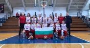 Победа и загуба за девойките U18 в Румъния