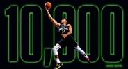 Янис закова 10 000 точки