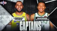 Леброн и Янис ще са капитани в Мача на звездите