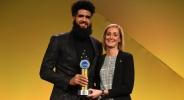 Екс-играч на Берое със специална награда от NCAA